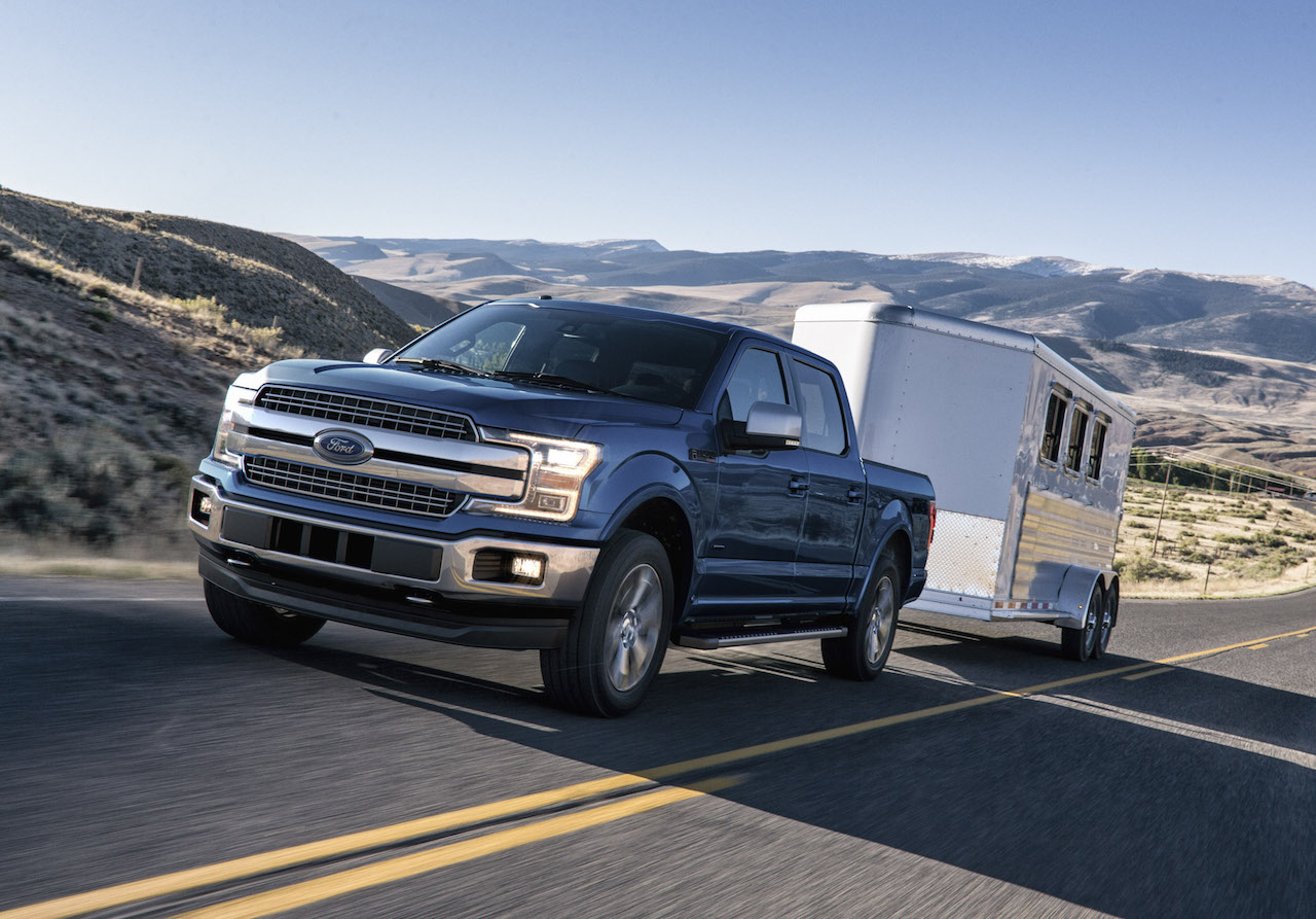 2018 ford v8 supercars. brilliant ford 2018 ford f150 unveiled introduces diesel option and ford v8 supercars