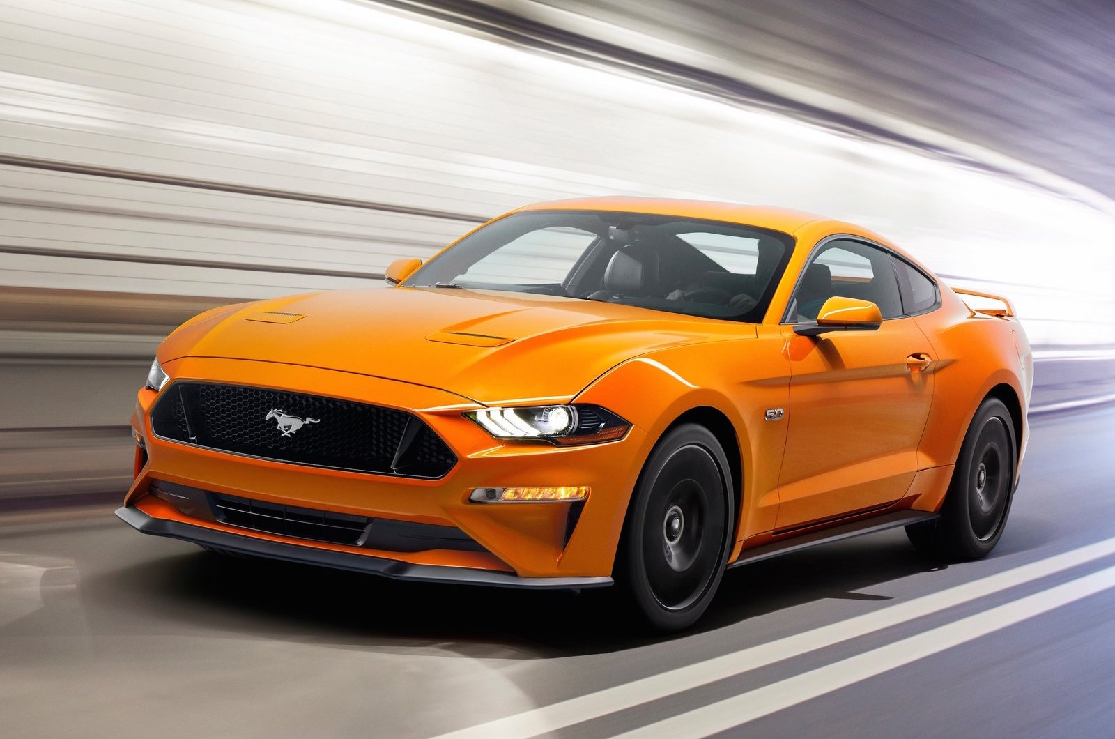 2018 ford mustang officially revealed more power tech. Black Bedroom Furniture Sets. Home Design Ideas