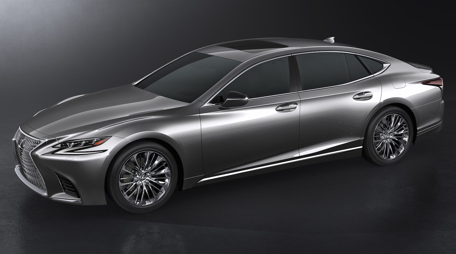 2018 Lexus Ls Revealed Debuts 3 5tt V6 10spd Auto Performancedrive
