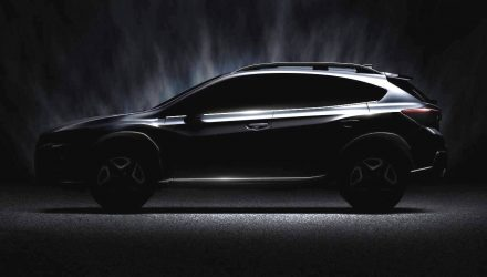 2018 Subaru XV confirmed for Geneva debut, on sale mid-2017