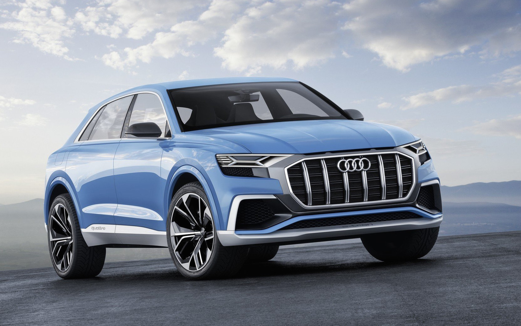 The Audi SQ5 now comes with petrol power