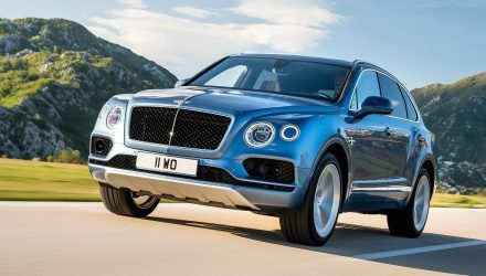 Bentley planning plug-in hybrid powertrain for all models