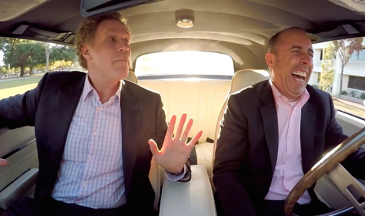 seinfeld 39 s comedians in cars getting coffee coming to netflix performancedrive. Black Bedroom Furniture Sets. Home Design Ideas