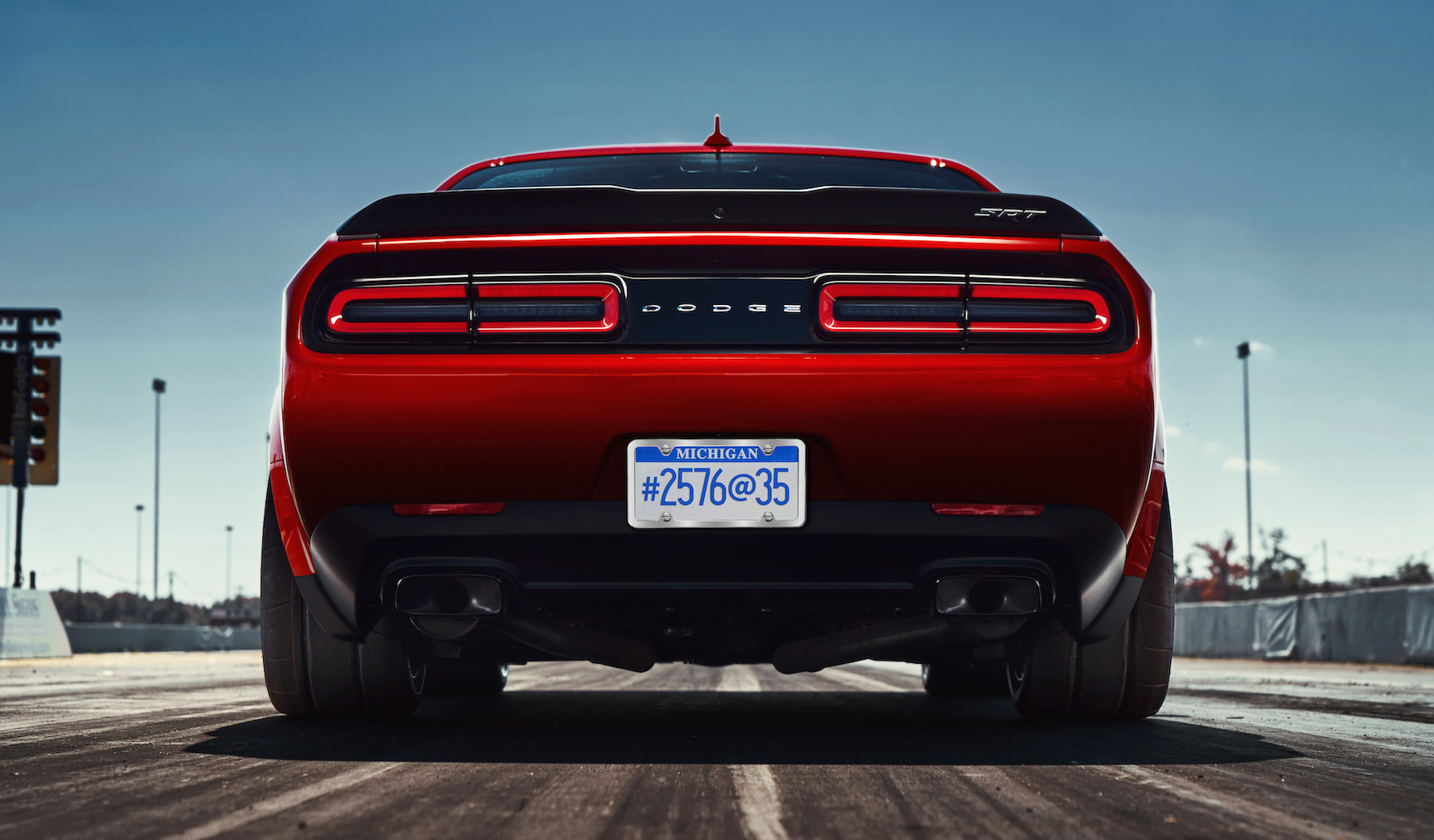 dodge challenger srt demon gets bespoke nitto tyres video. Cars Review. Best American Auto & Cars Review