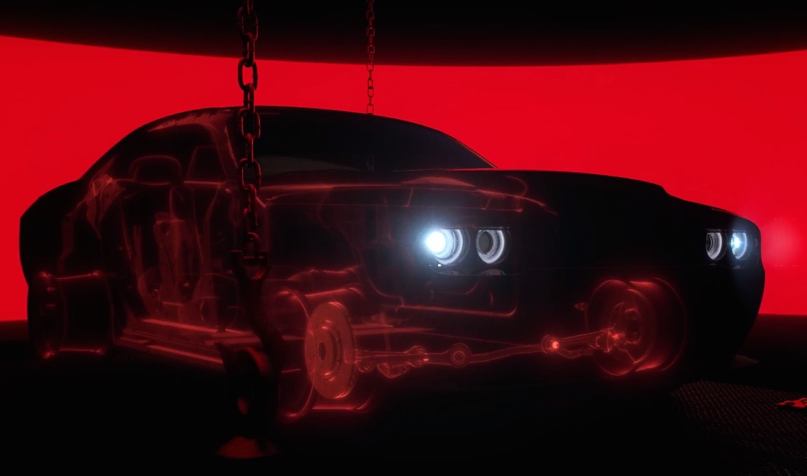 Dodge Challenger Demon will be 200 lbs. lighter than Hellcat