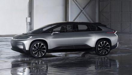 Faraday Future FF 91 EV revealed, company's first production car