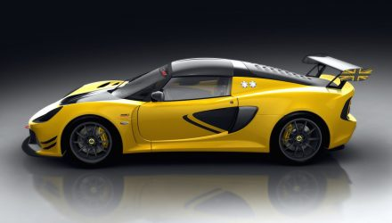 Lotus Exige Race 380 revealed, ready for motorsport