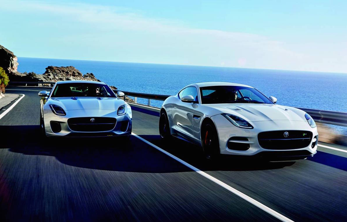 MY2018 Jaguar F-TYPE announced, 400 SPORT V6 added | PerformanceDrive