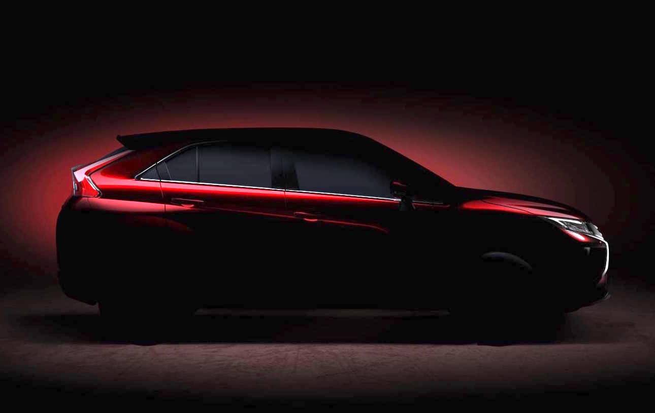 New Mitsubishi SUV teased