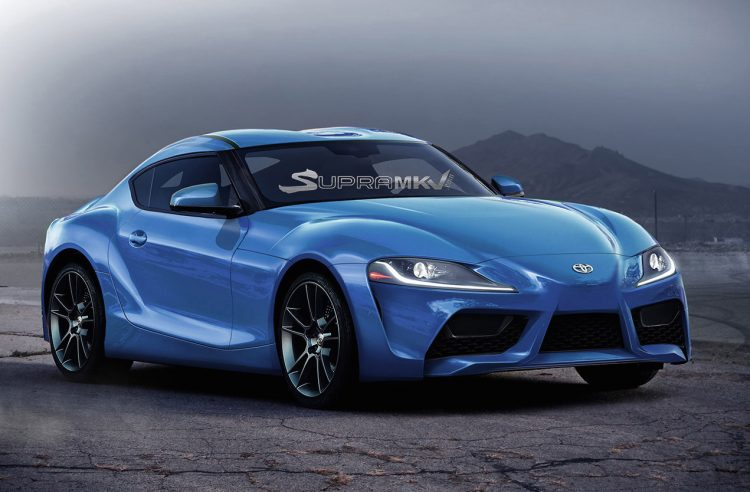 New Toyota Supra concept to be unveiled at Tokyo show ...