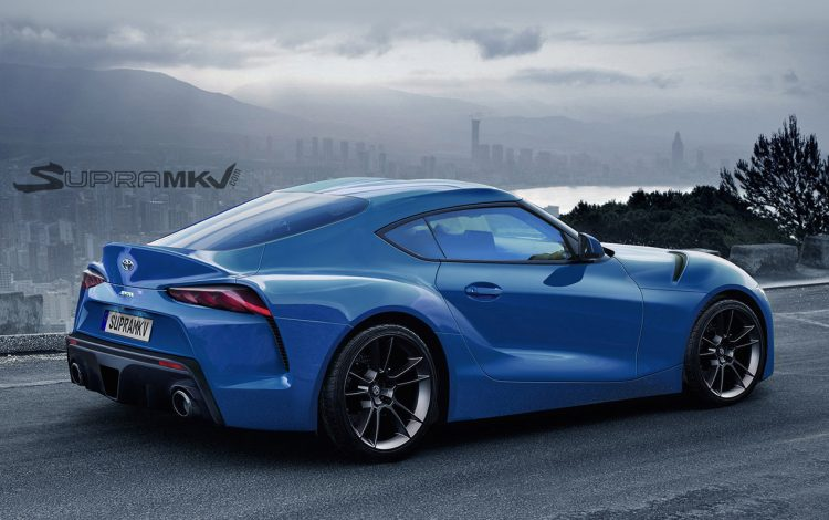 New Toyota Supra Concept To Be Unveiled At Tokyo Show