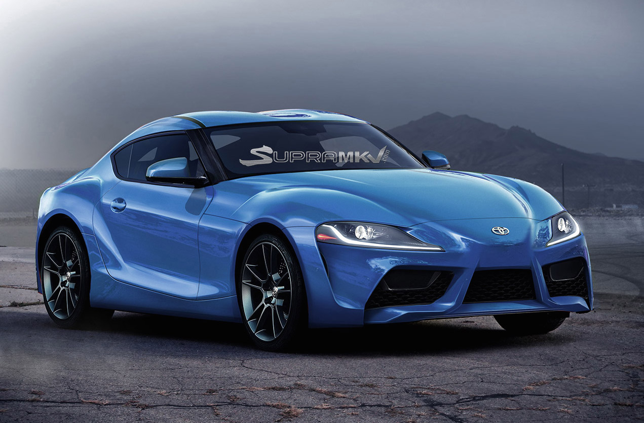 new toyota supra concept to be unveiled at tokyo show performancedrive. Black Bedroom Furniture Sets. Home Design Ideas