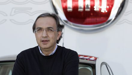 FCA boss Marchionne hesitant on future production plans; Trump
