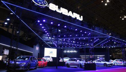 Subaru prepares STI packages for 2017 Tokyo Auto Salon