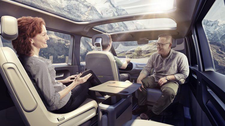 Volkswagen ID Buzz-passengers