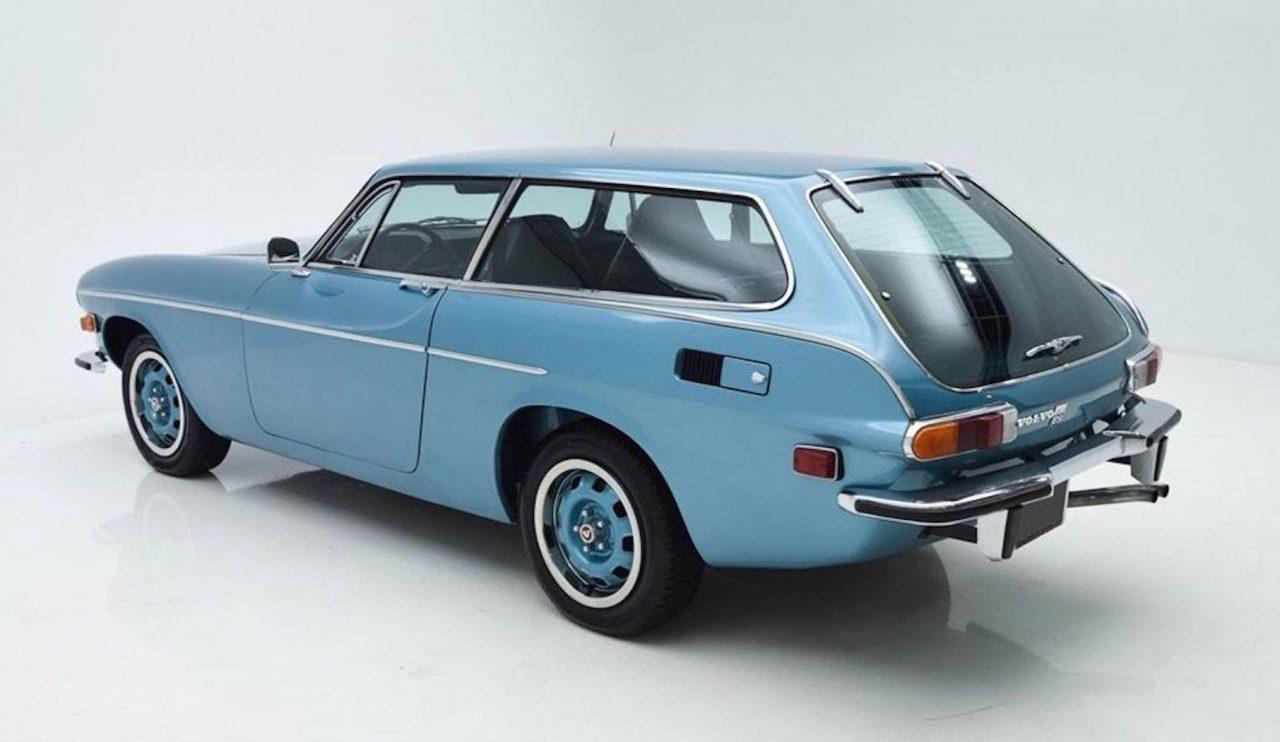 For Sale: Mint 1972 Volvo P1800ES wagon | PerformanceDrive