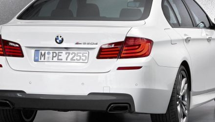 G30 BMW M550d to get quad-turbo diesel, 294kW – report