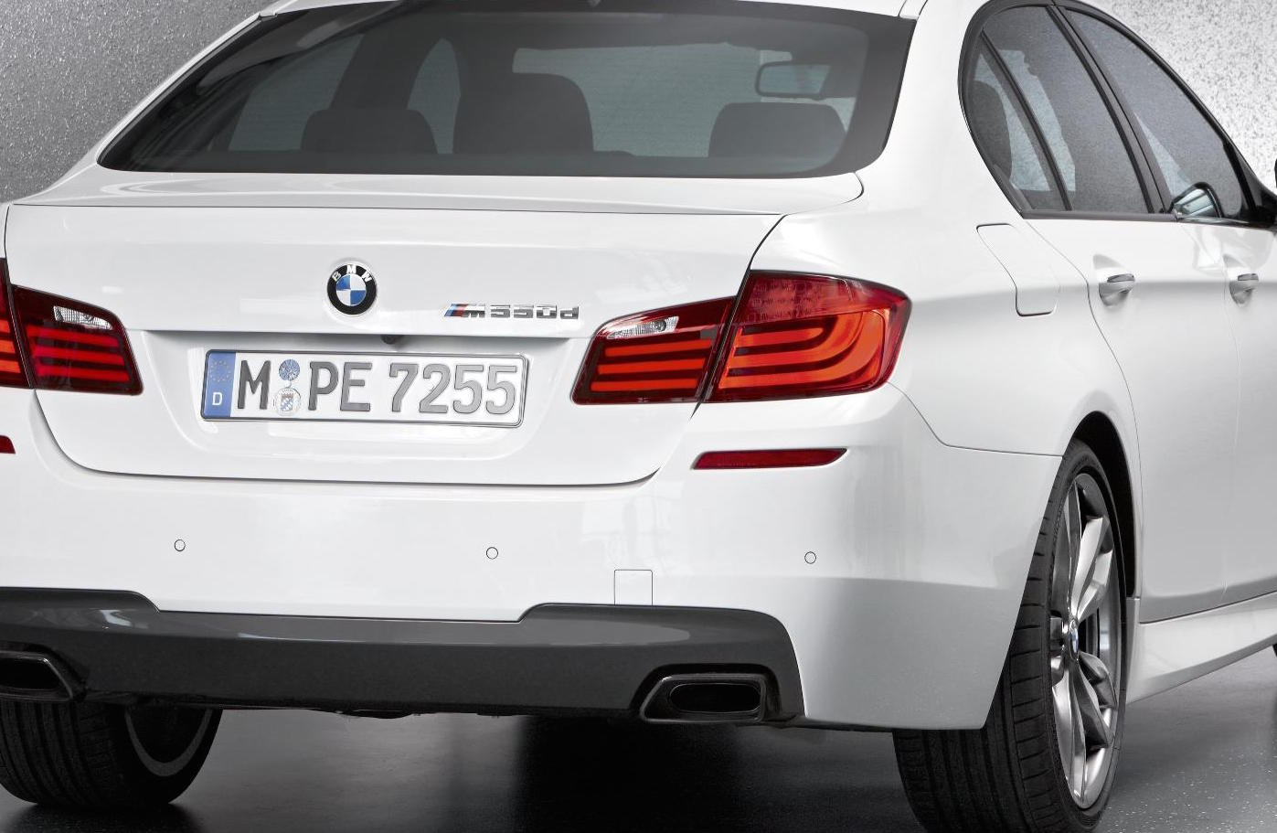 G30 Bmw M550d To Get Quad Turbo Diesel 294kw Report