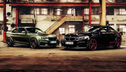 AC Schnitzer updates ACL2S for BMW M240i