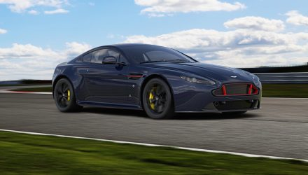 Aston Martin Vantage gets Red Bull Editions, celebrating F1 partnership