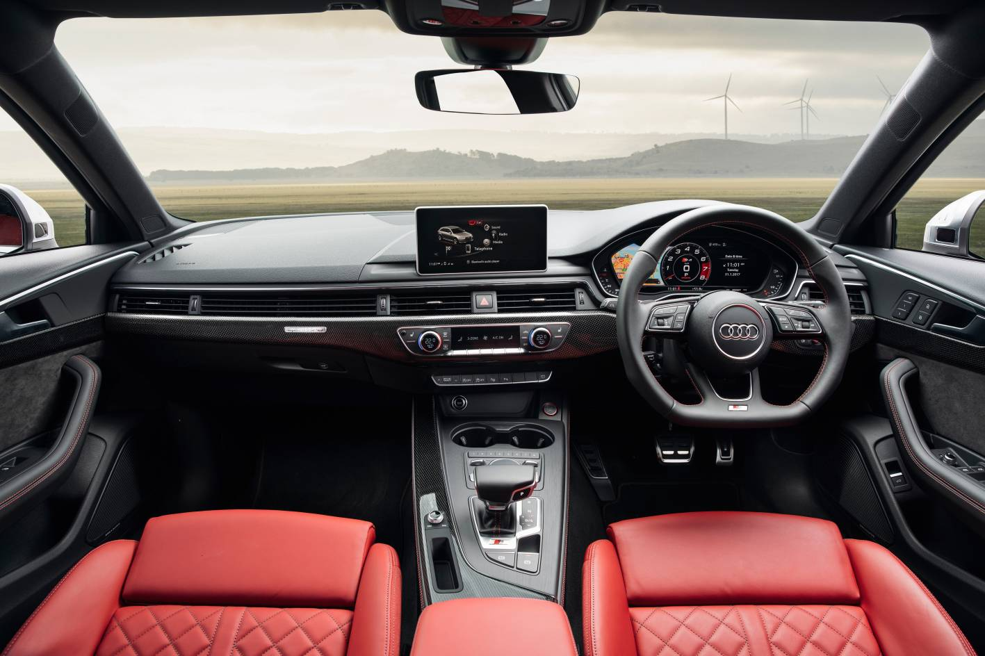 2017 audi s4 now on sale in australia from 99 900 for Audi a4 onderdelen interieur