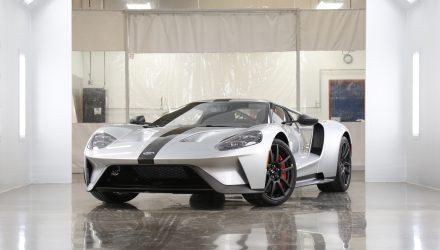 Lighter weight Ford GT 'Competition Series' announced