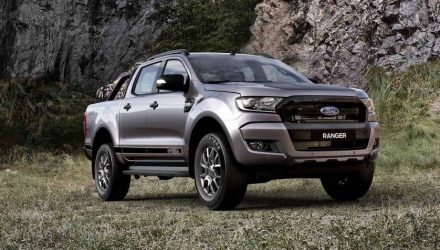 2017 Ford Ranger FX4 special edition now on sale in Australia