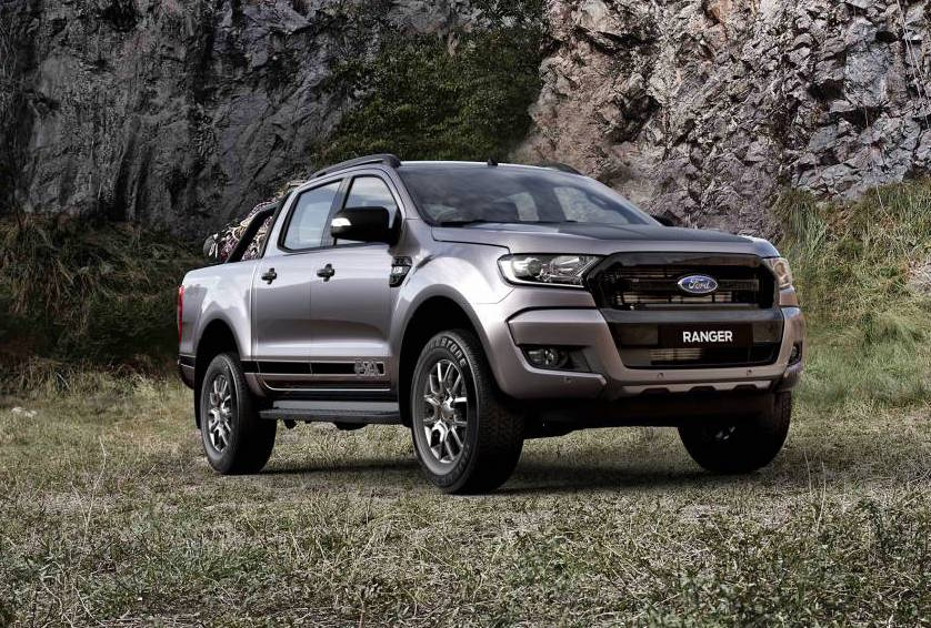 2017 ford ranger fx4 special edition now on sale in australia performancedrive. Black Bedroom Furniture Sets. Home Design Ideas