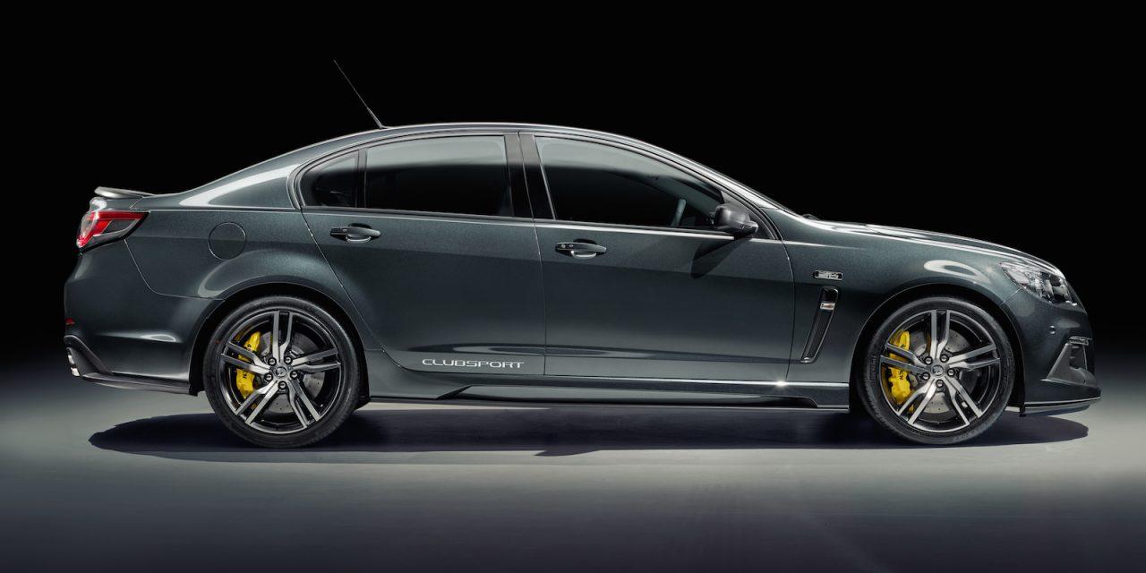 2017 HSV range revealed, 474kW GTSR W1 confirmed ...
