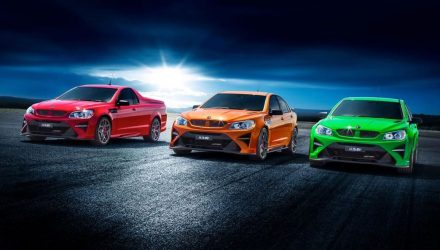 2017 HSV range revealed, 474kW GTSR W1 confirmed