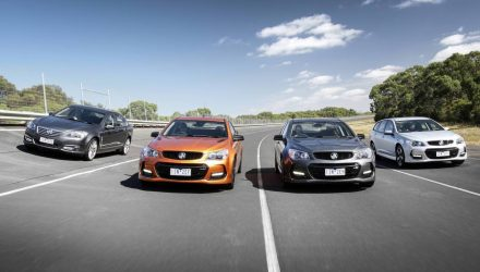 2017 Holden Commodore now on sale, last-ever local model