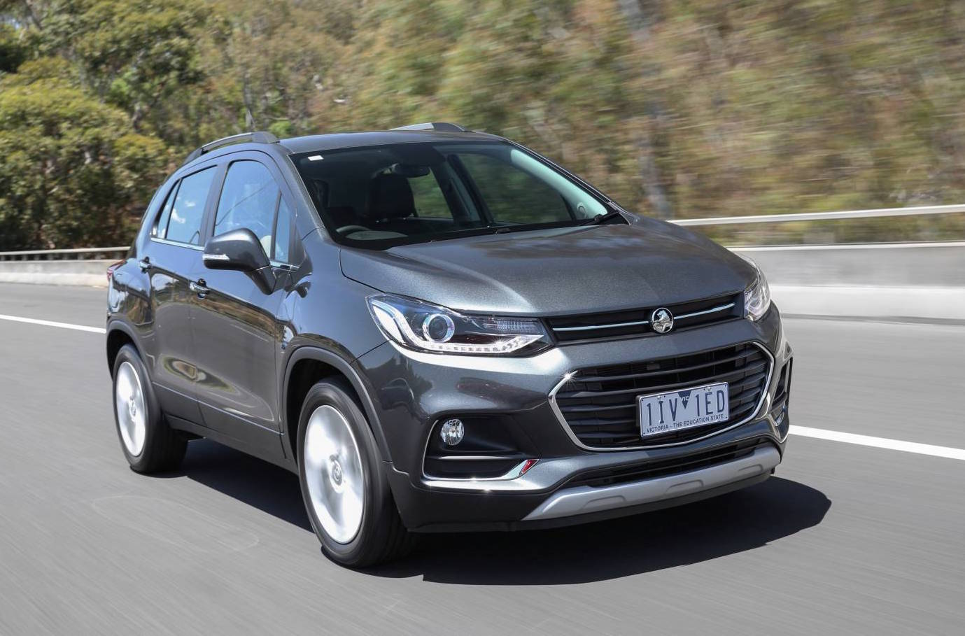 2017 holden trax now on sale in australia from 23 990 performancedrive. Black Bedroom Furniture Sets. Home Design Ideas