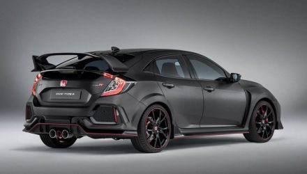 2017 Honda Civic Type R finally confirmed for Geneva debut