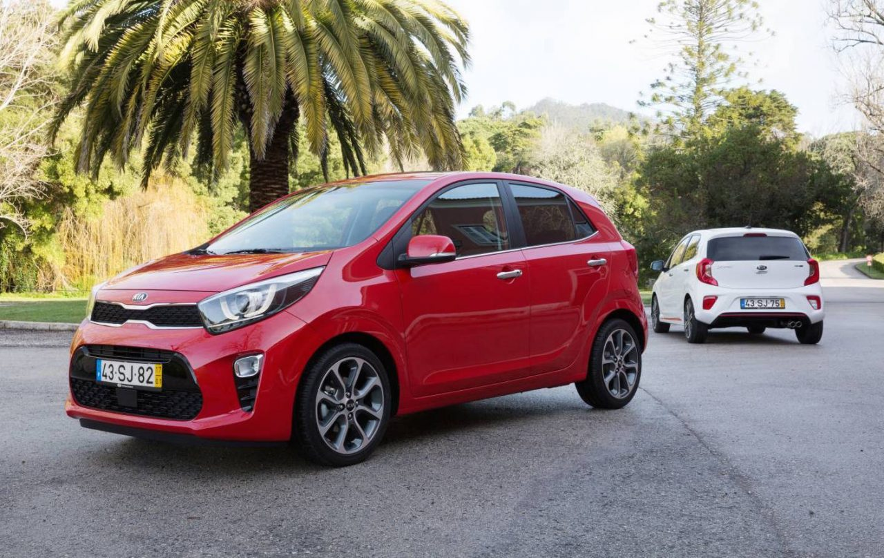 2017 kia picanto officially revealed gets 1 0t gdi turbo. Black Bedroom Furniture Sets. Home Design Ideas