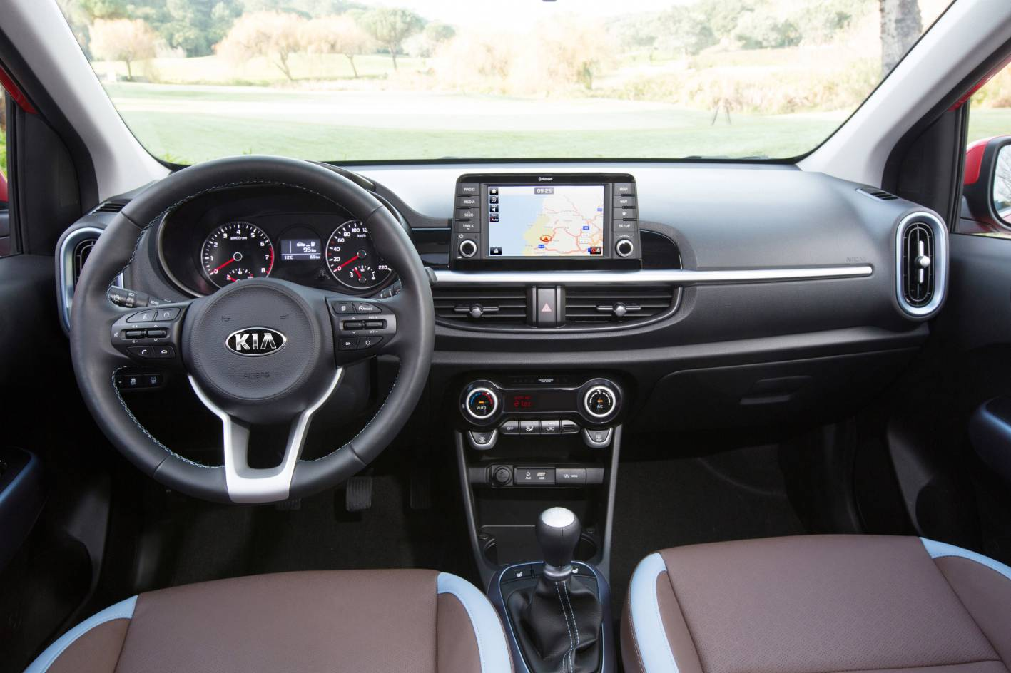 2017 Kia Picanto-interior  