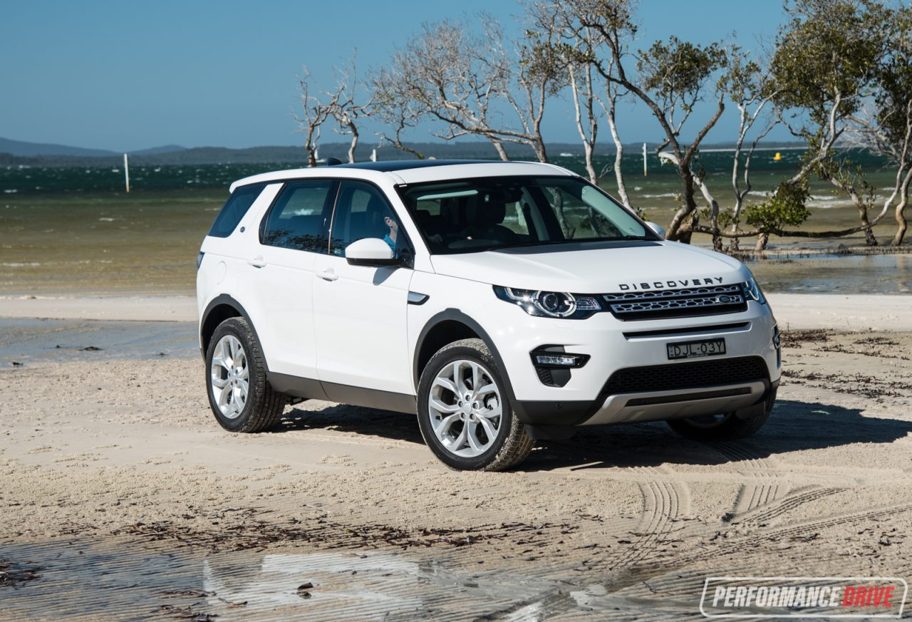 2017 land rover discovery sport hse td4 180 review. Black Bedroom Furniture Sets. Home Design Ideas