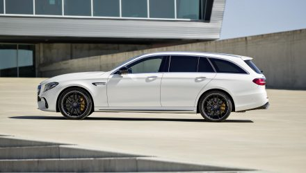 2017 Mercedes-AMG E 63 Estate revealed, ultimate 450kW family wagon