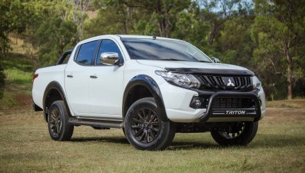 2017 Mitsubishi Triton GLS Sports Edition now on sale in Australia