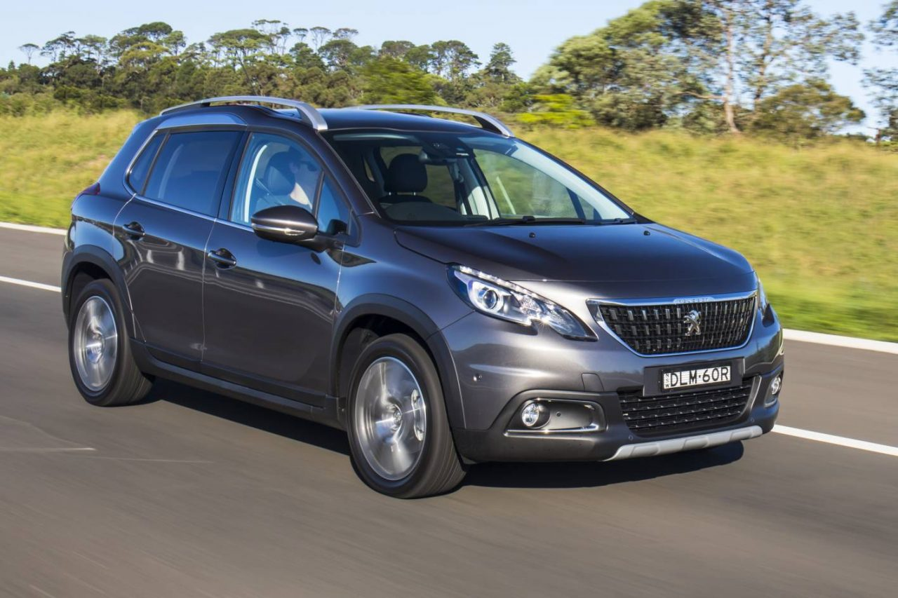 New-look 2017 Peugeot 2008 now on sale in Australia ...
