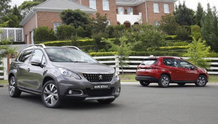 New-look 2017 Peugeot 2008 now on sale in Australia