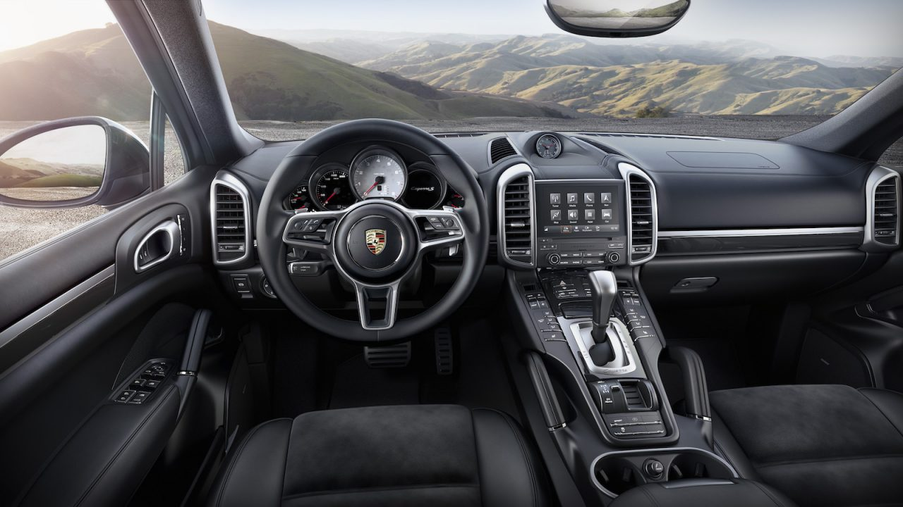 porsche cayenne platinum edition announced performancedrive. Black Bedroom Furniture Sets. Home Design Ideas