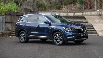 2017 Renault Koleos Intens 4×4 review (video)