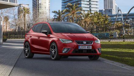 2017 SEAT Ibiza revealed, debuts VW Group A0-spec MQB platform