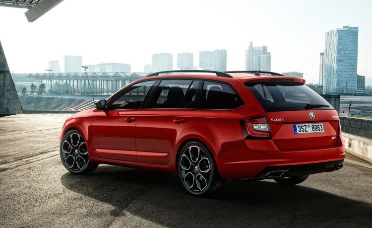 2017 skoda octavia rs 245 announced most powerful ever performancedrive. Black Bedroom Furniture Sets. Home Design Ideas