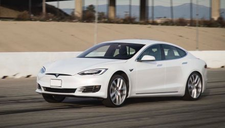 Tesla Model S P100D resets 0-60mph record: 2.28 seconds