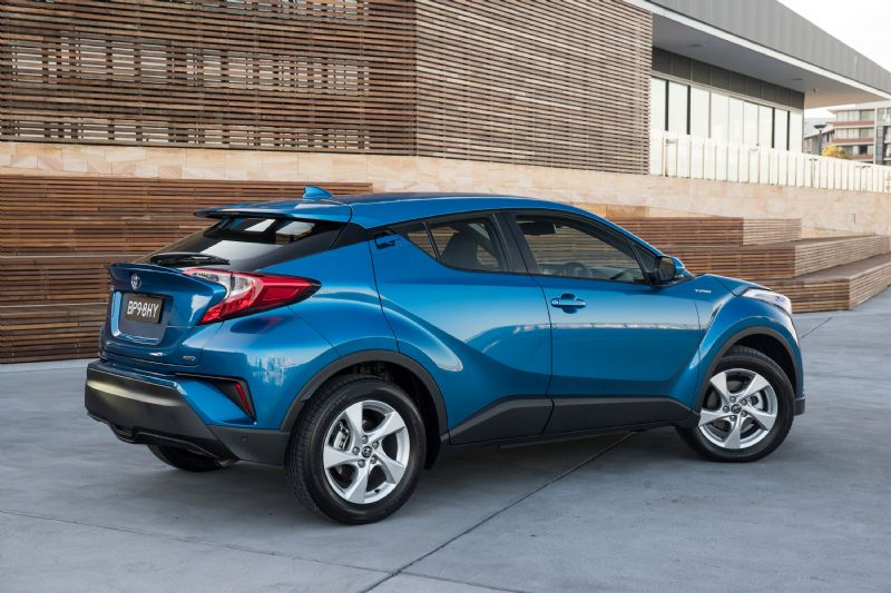 All New Toyota C Hr Now On Sale In Australia From 26 990