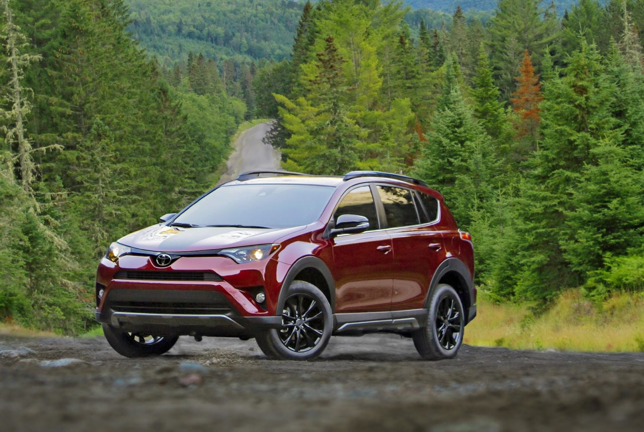 2017 toyota rav4 adventure edition unveiled at chicago. Black Bedroom Furniture Sets. Home Design Ideas