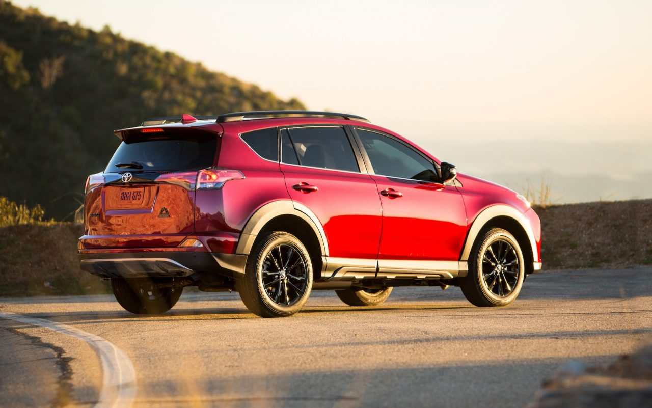 2017 Toyota Rav4 Adventure Edition Unveiled At Chicago