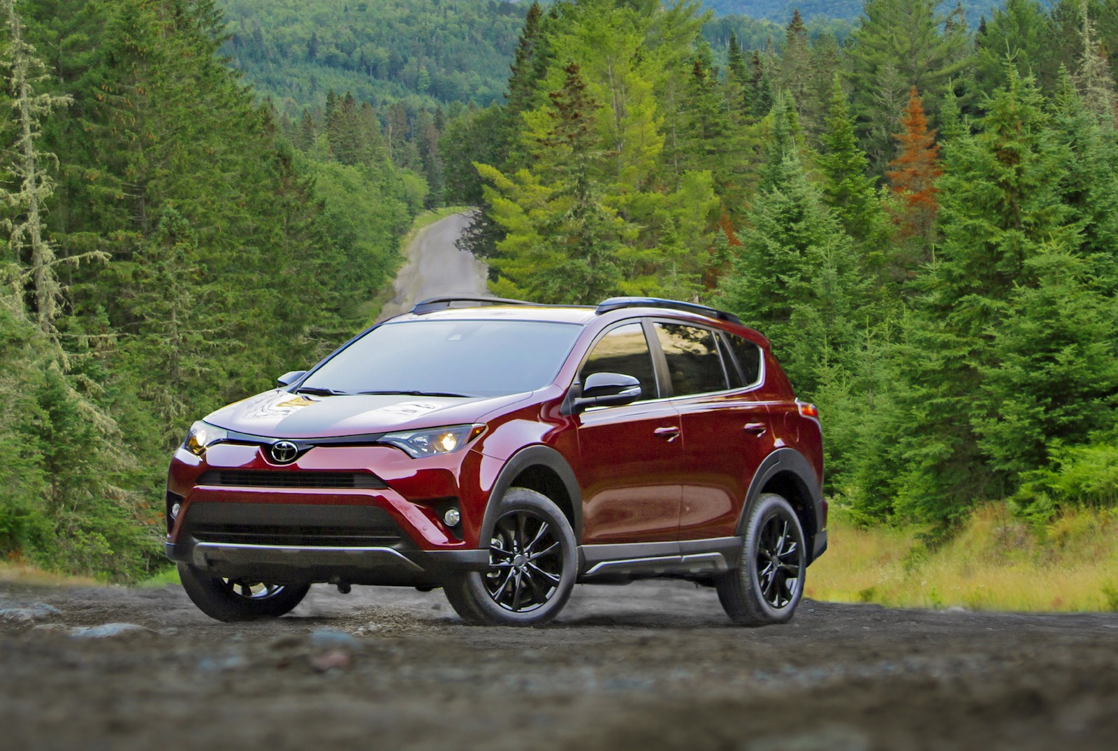2017 toyota rav4 adventure edition unveiled at chicago show performancedrive. Black Bedroom Furniture Sets. Home Design Ideas
