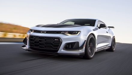 2018 Chevrolet Camaro ZL1 1LE announced, most track-capable ever